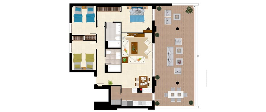 Plan-2-Botanic_Apartment_TIPOB