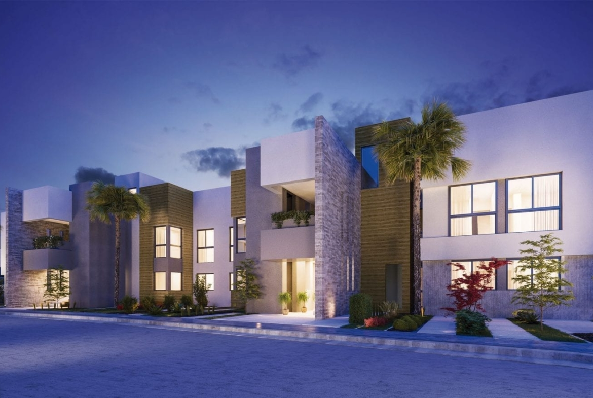 Artola Homes has been designed to offer you all the luxury of a resort inside your own home. Both in the common areas and the interior of each of the homes, design and comfort go hand-in-hand to create a highly attractive product that cannot be equated with anything else in the area.